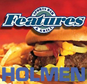 Features Sports Bar and Grill Holmen